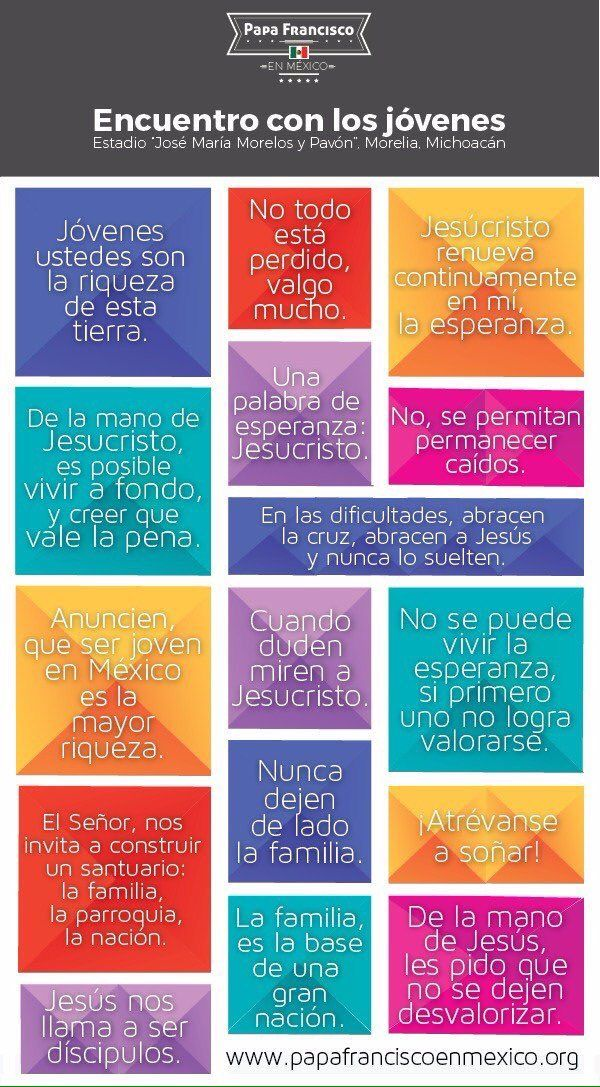 Lupita Venegas Lupitavenegasdc Twitter Papa Francisco