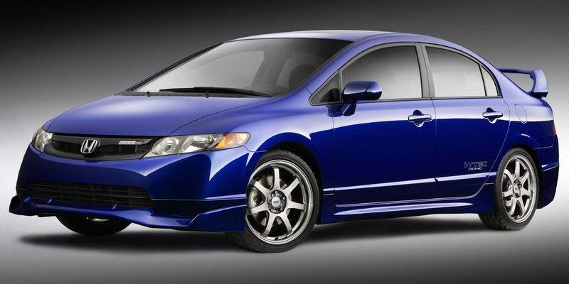 Honda Civic Mugen Sir