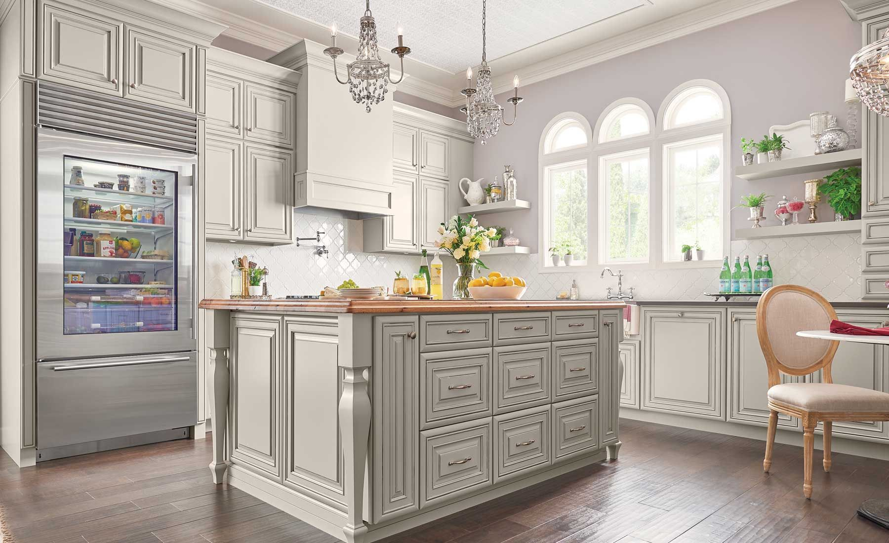 Waypoint Living Spaces kitchen in Painted Harbor  Kitchen