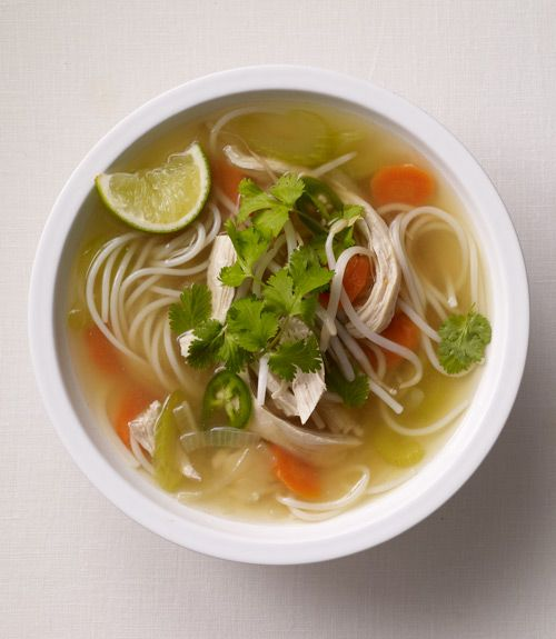 43 chicken soups thatll soothe your soul asian chicken noodle food forumfinder Gallery
