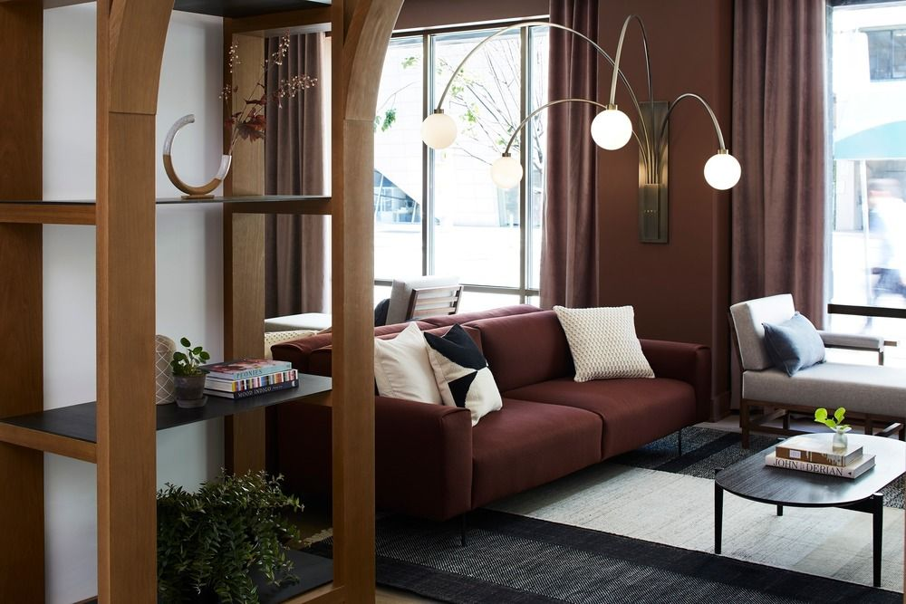 Kimpton Saint George in Toronto Is a Mix-and-Match of Eras - Design Milk