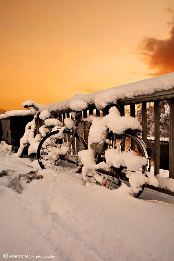 Snow, Germany
