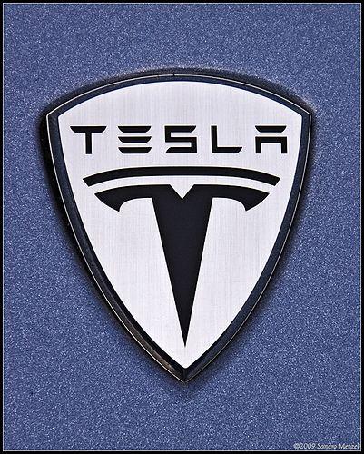 Tesla. The Greenest Car Insignia. Lessonator.com