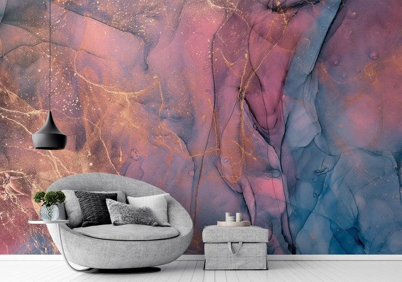 Pin By Madhusmita Das On Wall Art Wallpaper In 2021 Gold Marble Wallpaper Marble Vinyl Wall Vinyl Decor