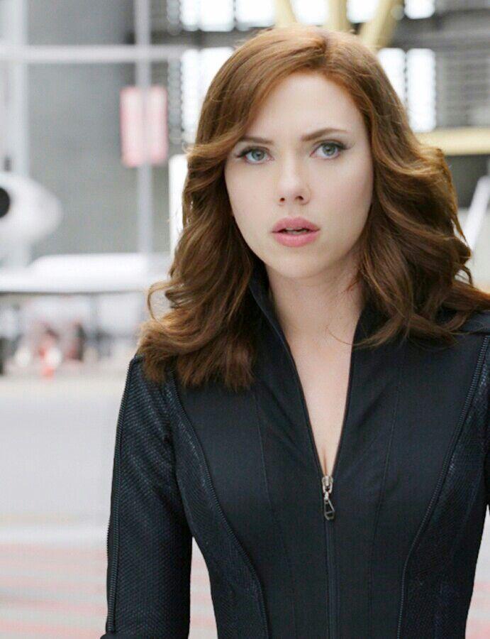 Scarlett Black Black Widow Scarlett Scarlett Johansson