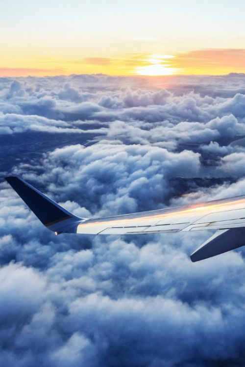 THE MAGIC OF FLYING | To read what I love about being a ...