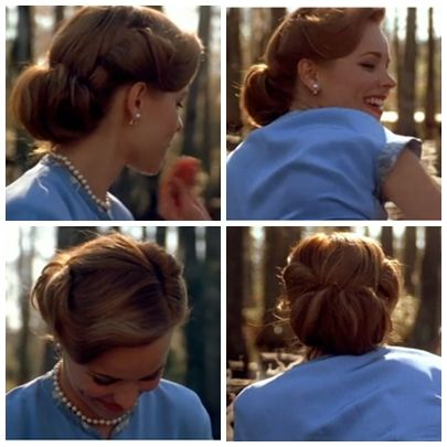 The Notebook Fashion and Style Week: Allie's Lake Hair Tutorial