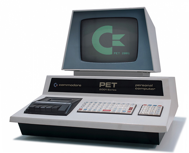 Commodore PET 2001 in 2020 Commodore, Virtual keyboard, Pets