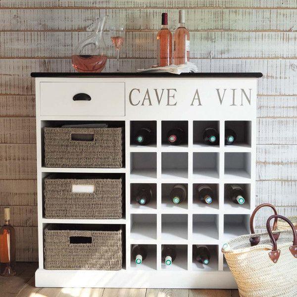 meuble comptoir des pices deco cave vin mobilier de salon et comptoir des pices. Black Bedroom Furniture Sets. Home Design Ideas