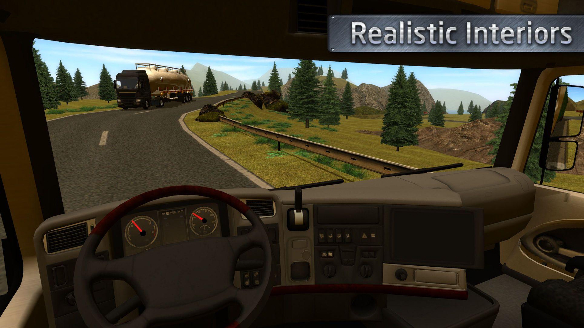 Euro Truck Driver (Simulator) GamesMarusacSimulation