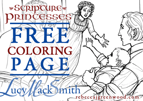 Who Is Your Scripture Hero Princess Coloring Pages Coloring