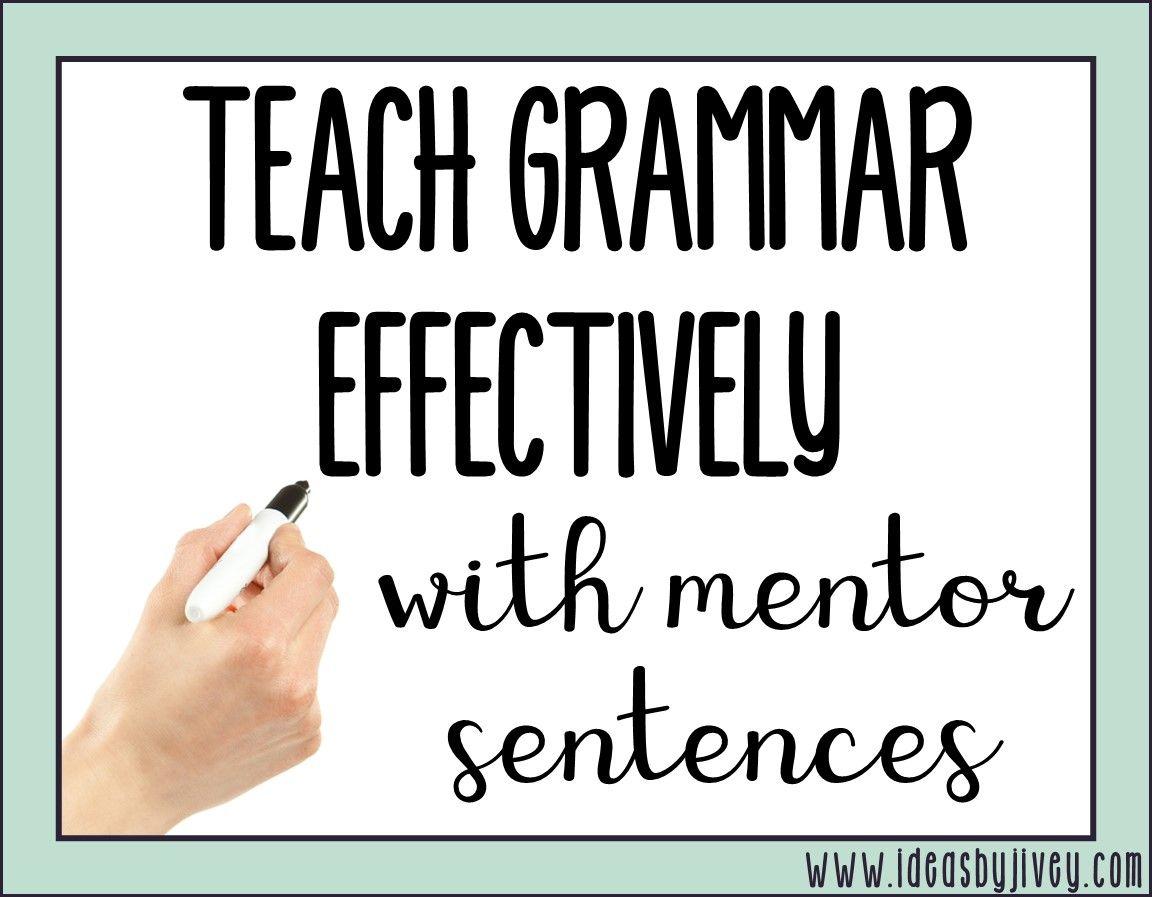 Mentor Sentence Planning Present Using Owl Moon