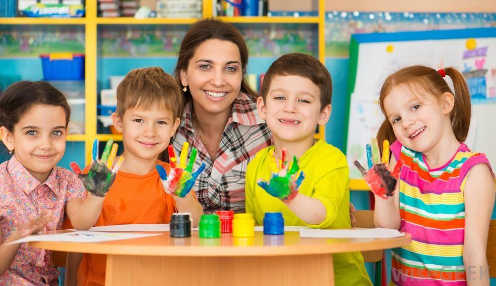 private preschool kindergarten Preschool helps children