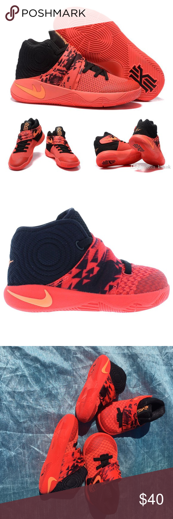 Nike baby shoes!!❤️ Nike kyrie Irving