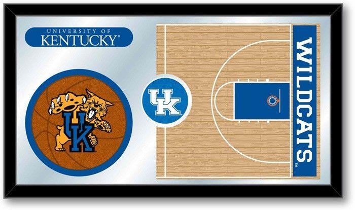 Kentucky Wildcats Basketball Team Sports Mirror at ...