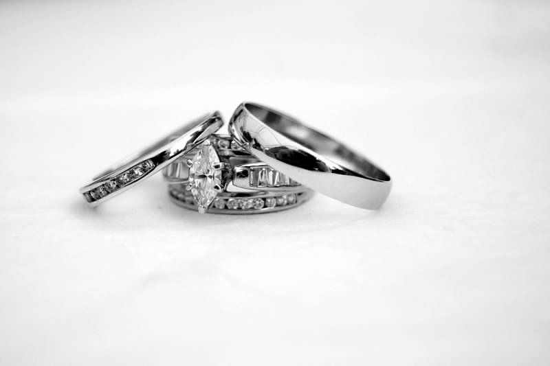 Ring Details! Copyright Claire Sky Photography 2011