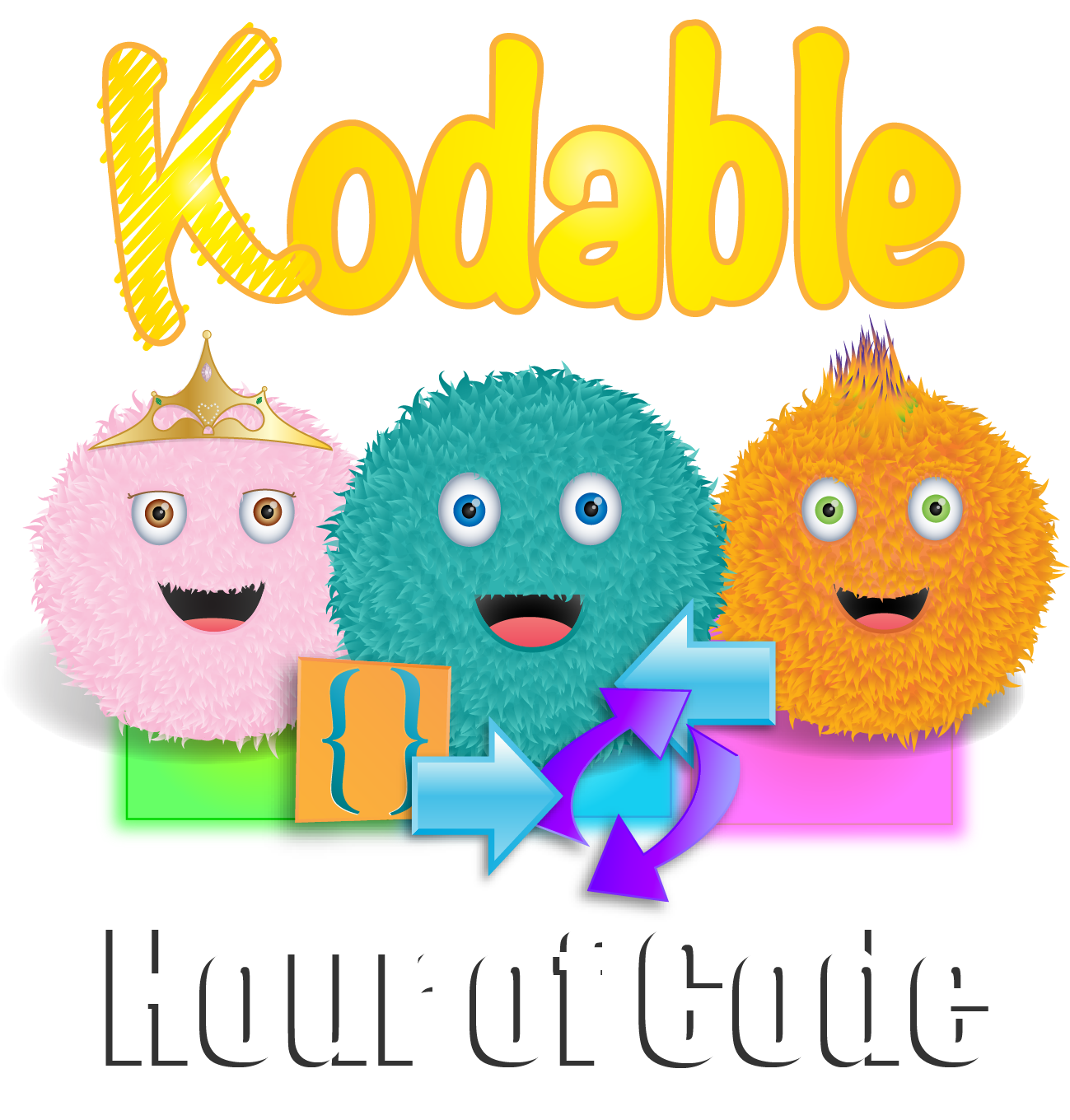 Image result for kodable hour of code