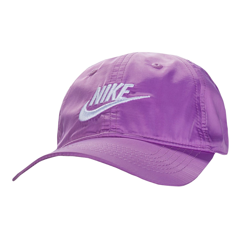 c6a6463bb65 Girls 4-6x Nike Logo Satin Dri-FIT Baseball Cap Hat