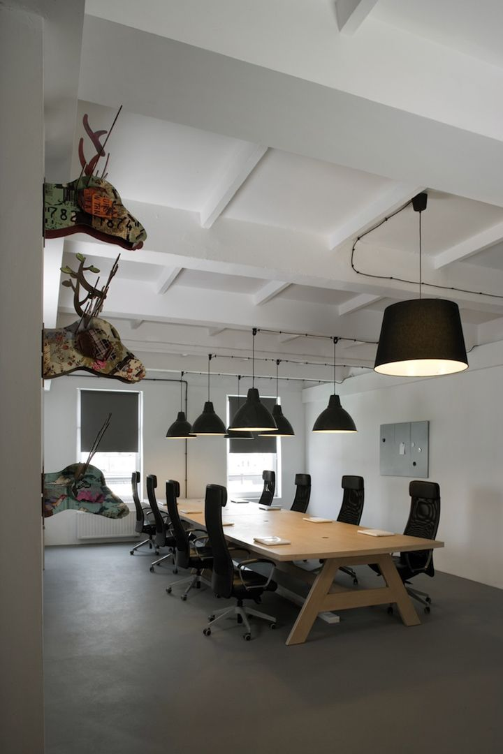 Pride And Glory Interactive Head Office By Morpho Studio Krakow