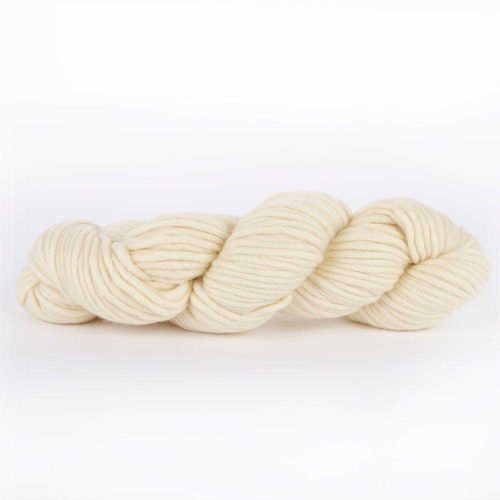 Super Chunky Yarn. Natural cream CHEEKY CHUNKY super bulky wool ...