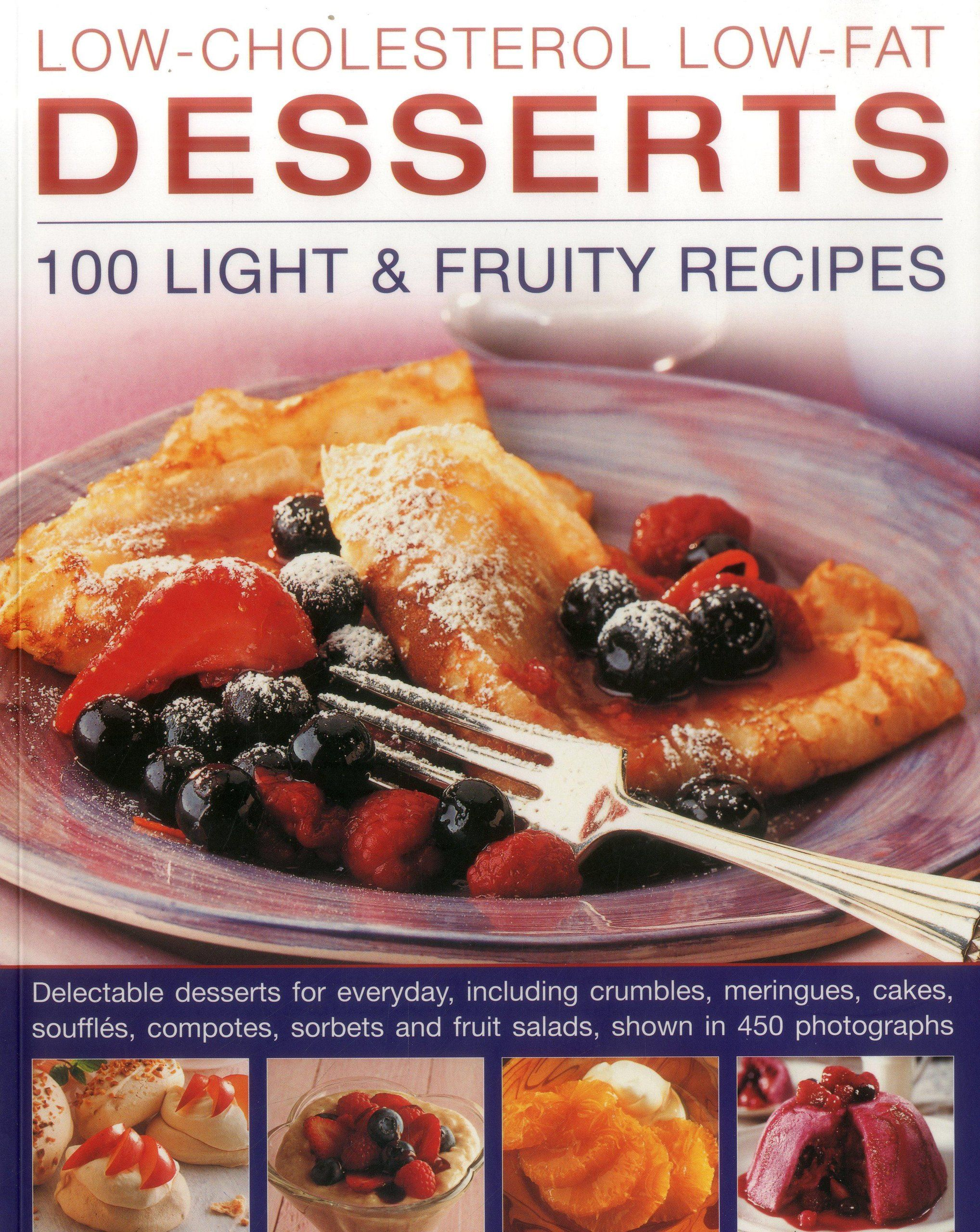 Pin On Low Fat Desserts