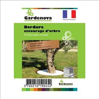 Entourage D Arbre En Acier Galvanisé ø 60 Cm Déco Jardin