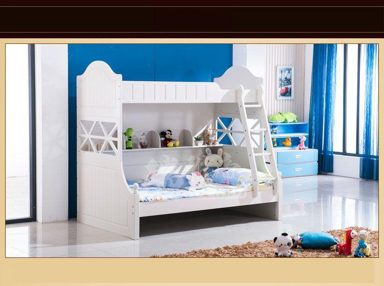 Encontrar Más Camas de madera Información acerca de Niños Muebles De