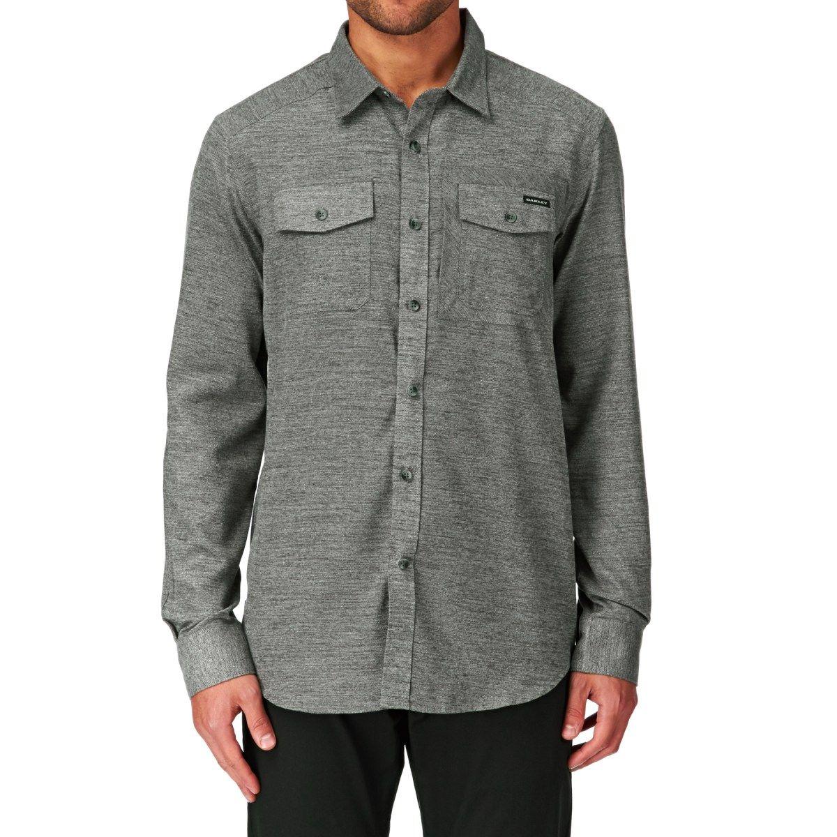 Flannel jackets with hood  Menus Oakley Flannel Shirts  Oakley Altitude Flannel Shirt