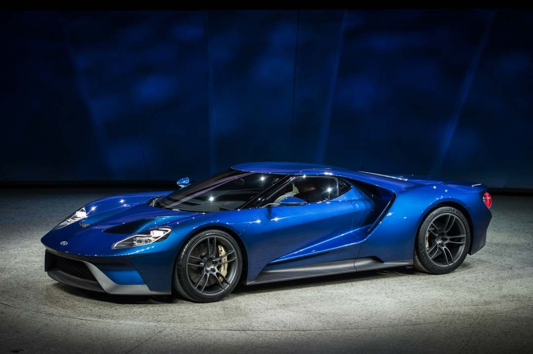Ford Gt  Ford Gt Cost  Ford Gt New  Ford