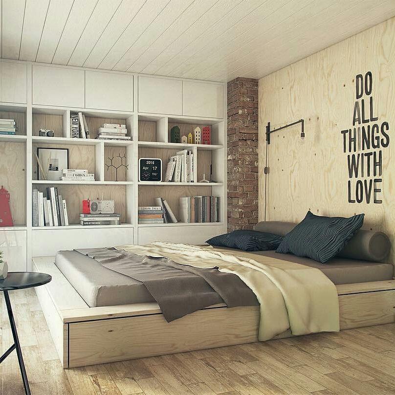 Interior kamar tidur utama minimalis also room pinterest dekorasi rh id