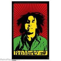 Bob Marley Rasta Mini Poster