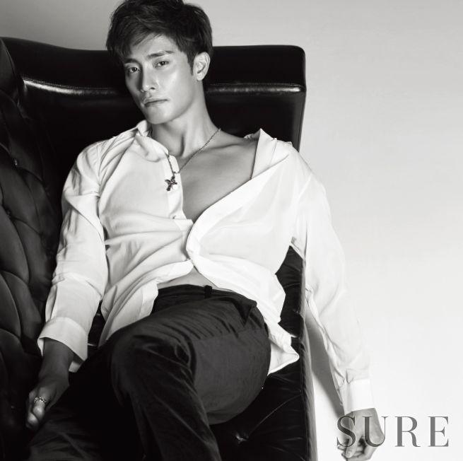 Sung Hoon - Sure Magazine January Issue '16 | sung hoon ...