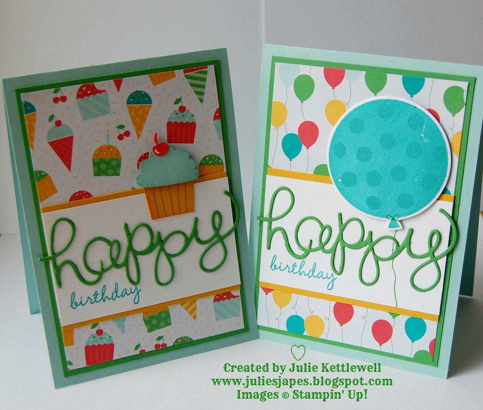 Stampin' Up! UK Order Online 24/7 Julie Kettlewell