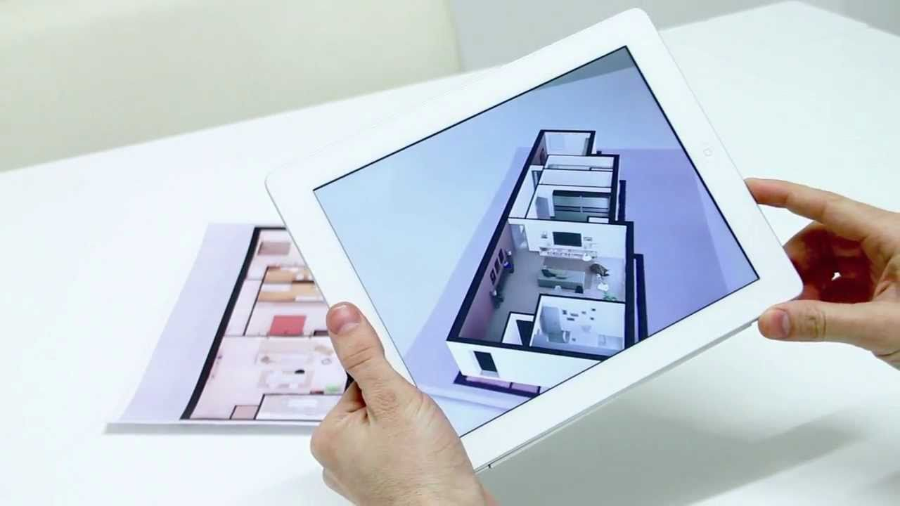 Augmented Reality Is Now Widely Used In Real Estate Industry Augmentedreality Realestate Vr Virtualr Augmented Reality Digital Digital Marketing Solutions