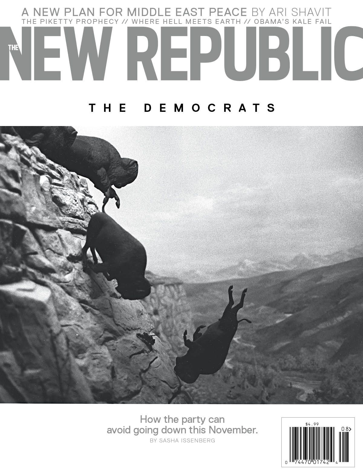 The New Republic, 12 May 2014