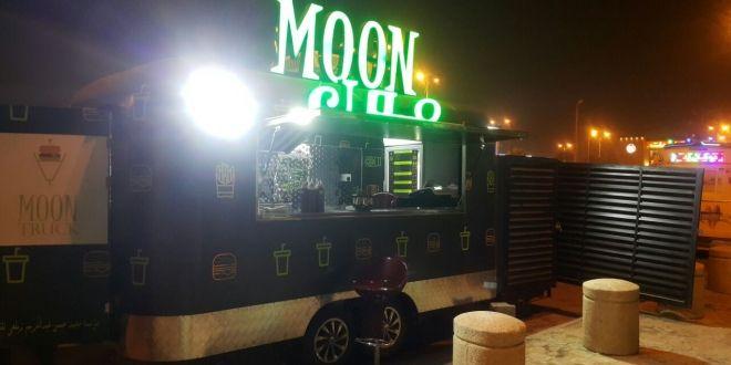 بالصور عربات الأطعمة المتنقلة استثمار ناجح لشباب جازان Neon Signs