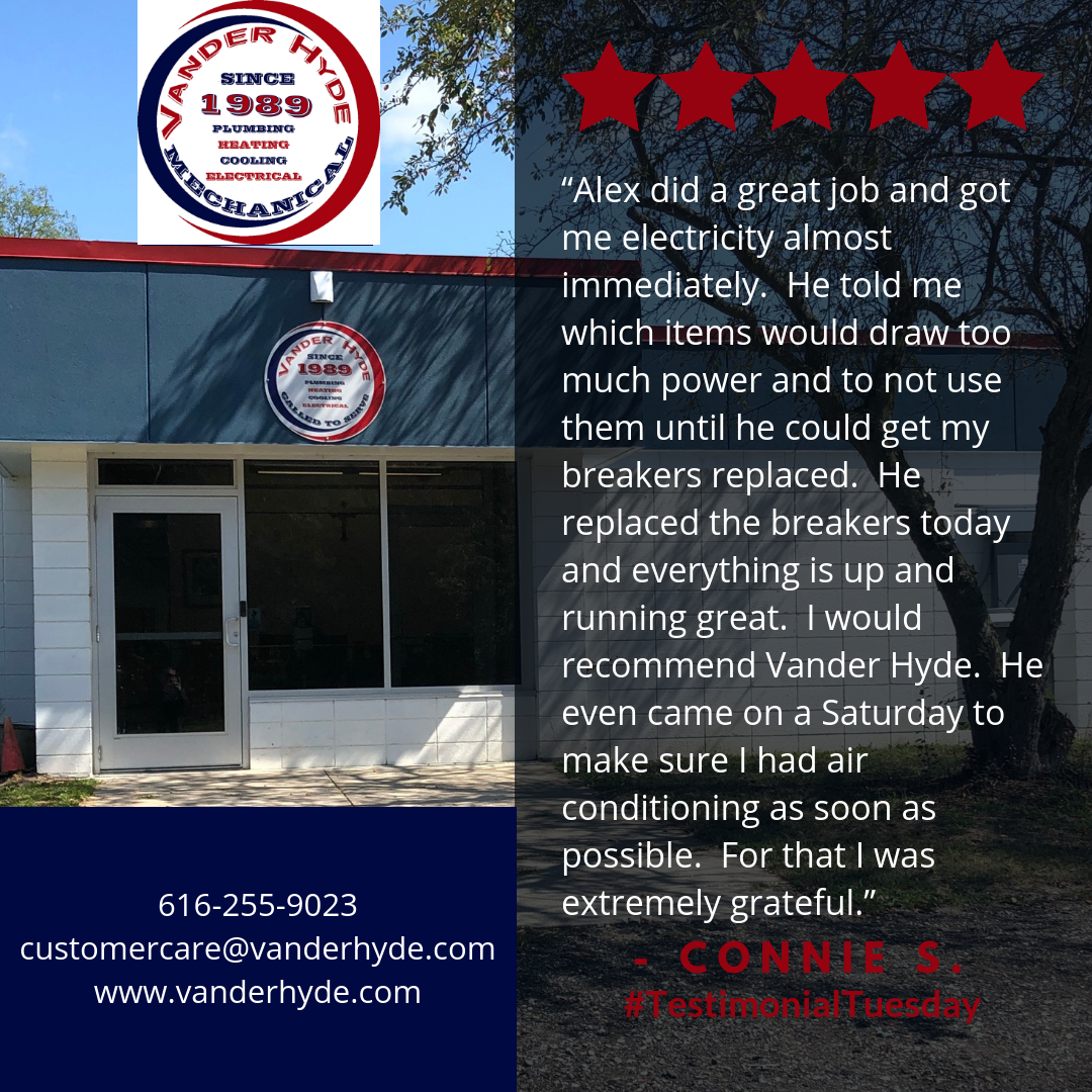 Thank you for your review, Connie S! testimonialtuesday