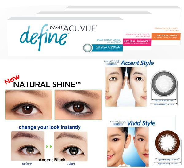 day acuvue define is daily disposable color lenses with lacreon provides  high standard of beauty to give you the natural radiance seek an also colored cosmetic contact lens circle rh pinterest