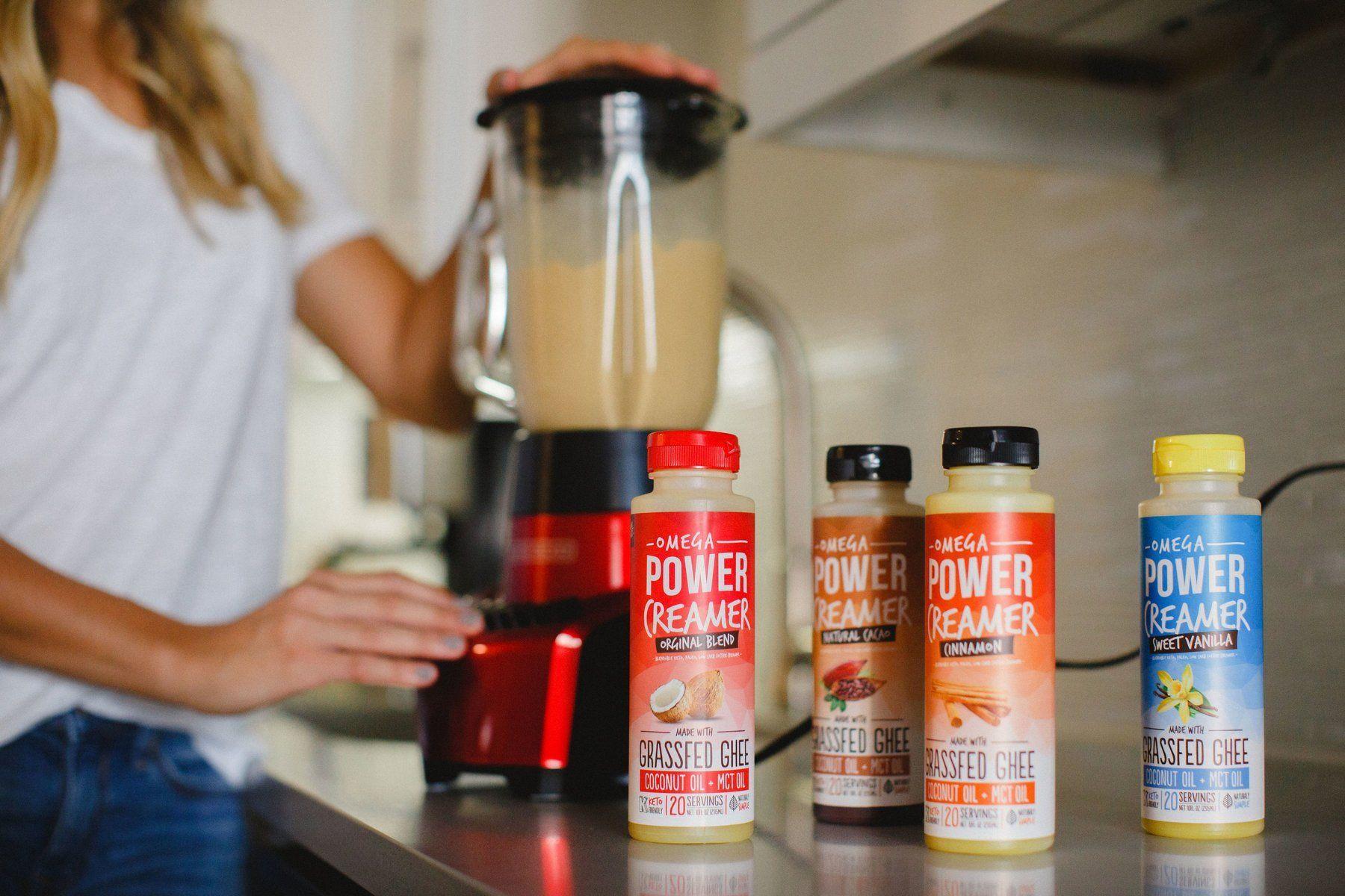 Omega powercreamer powercreamer keto coffee made easy