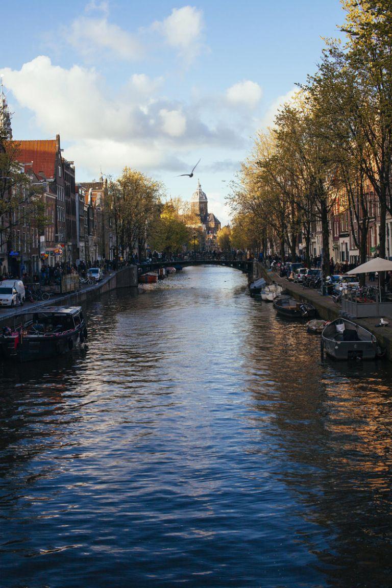 Goedentag ihr Lieben, mich hat es mehr als spontan (mit einem Stop in Münster) nach Amsterdam verschlagen. Mehr gibt es eigentlich schon fast nicht dazu zu sagen, außer dass die Stadt trotz miesest…