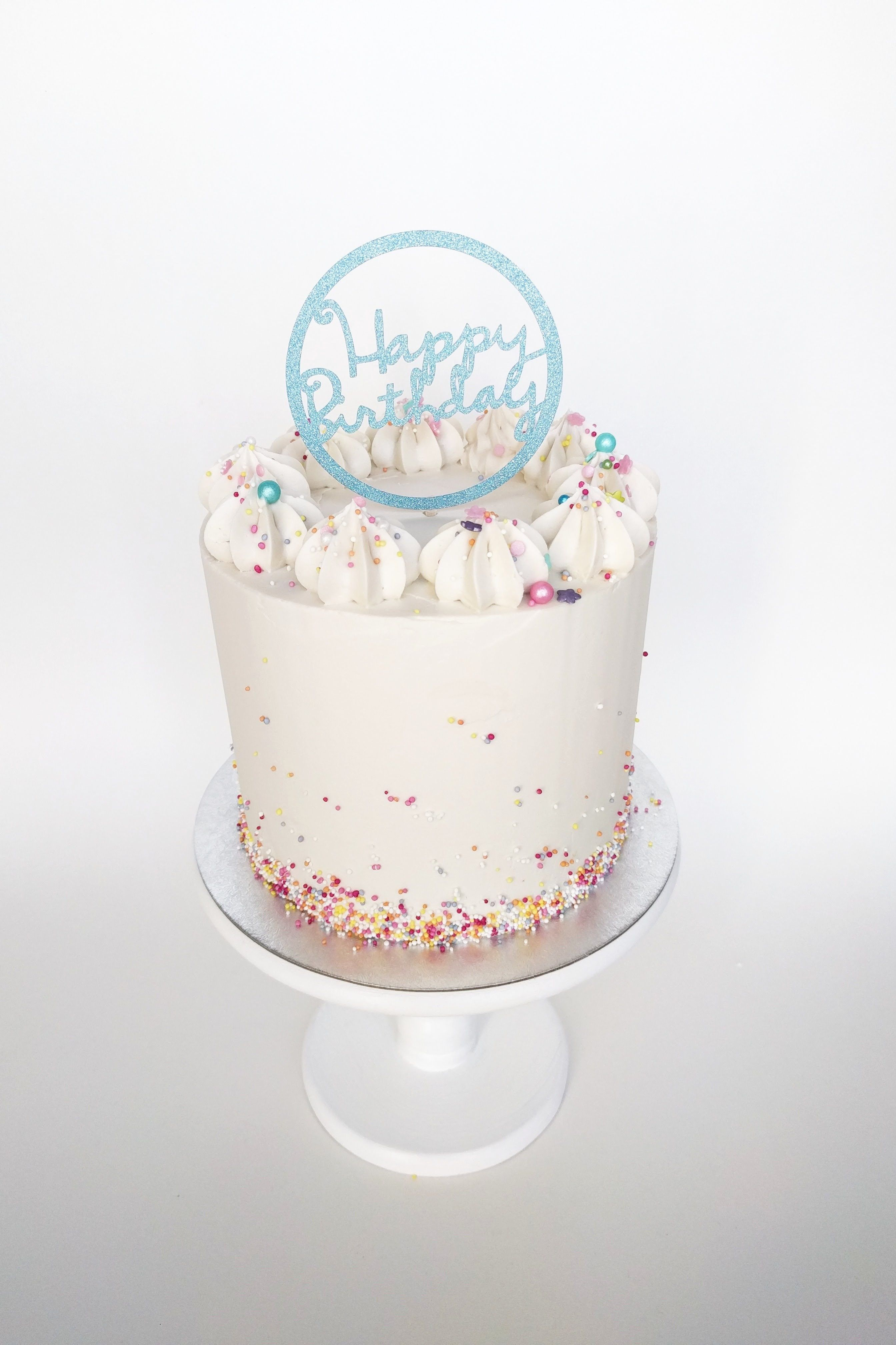 Phenomenal 30 Awesome Photo Of Simple Birthday Cakes With Images Simple Funny Birthday Cards Online Eattedamsfinfo