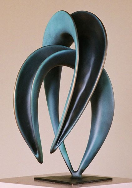 Abstract sculpture in black. | Elements and Principles | Pinterest ...