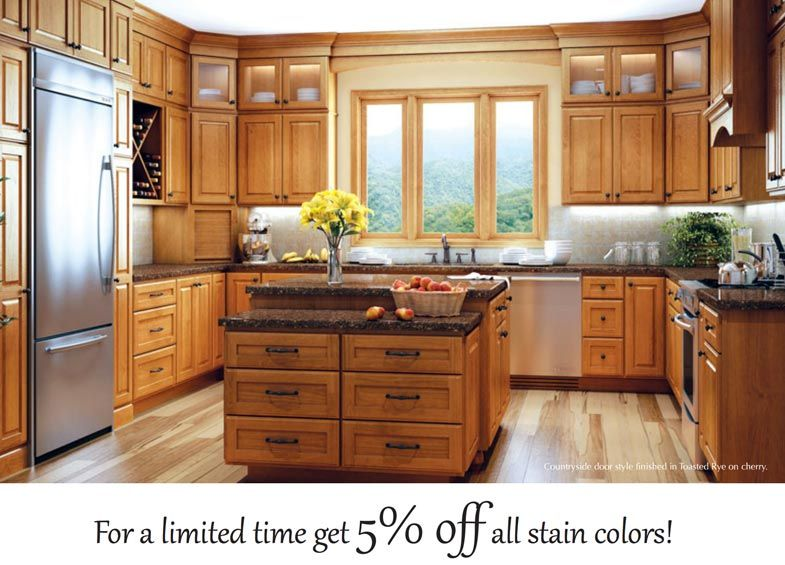 For a limited time only Crystal is offering Free Stain ...