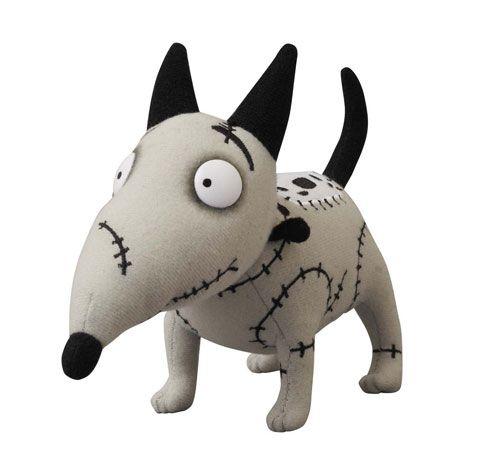 Frankenweenie Toys Gothic Dolls Art Toy Tim Burton