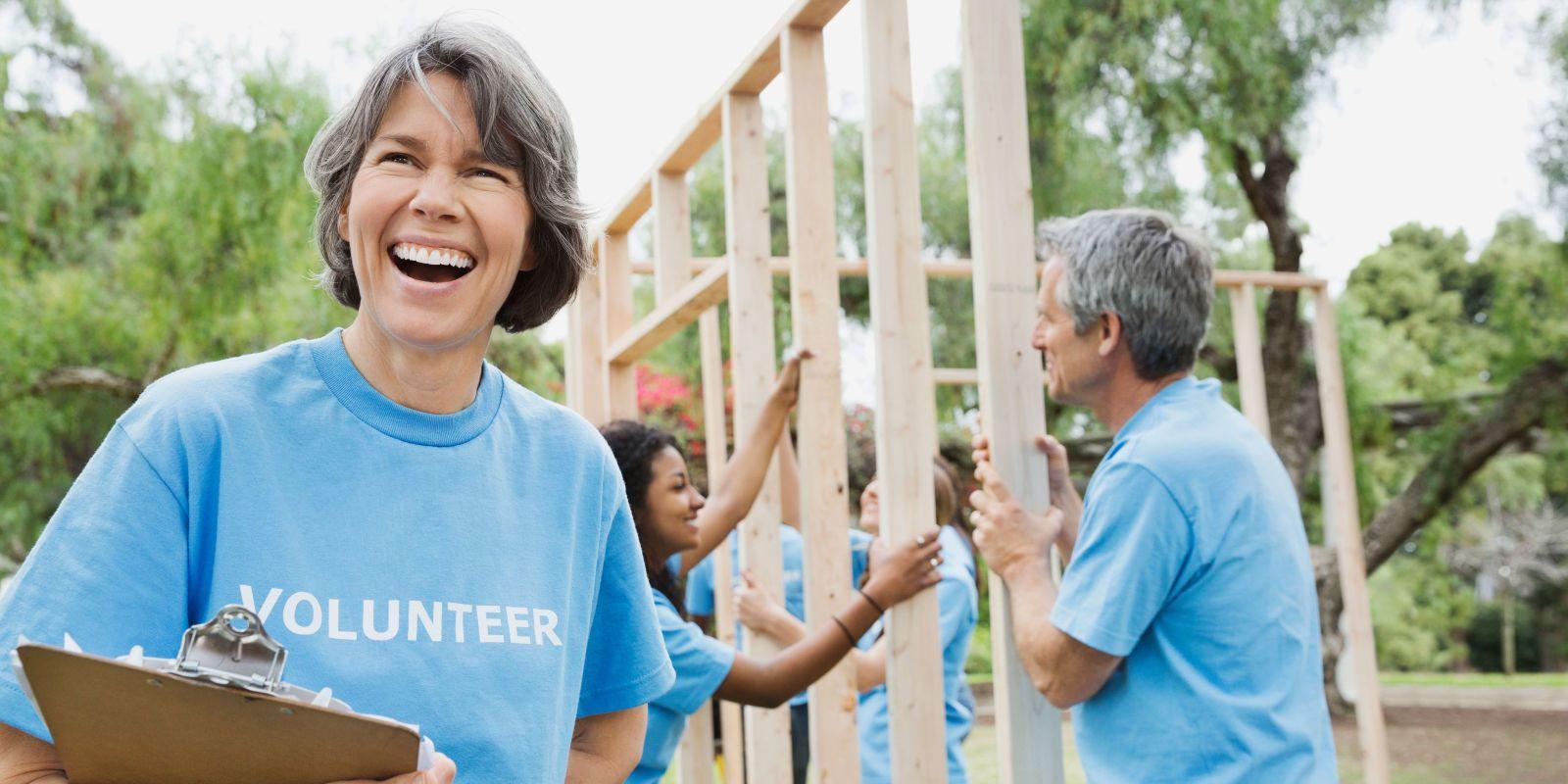 Does being kind really make us happy? Volunteer, Program