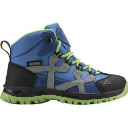 Mckinley Kinder Trekkingstiefel Santiago Pro Aqx, Größe 33 In Green Lime/blue Dark, Größe 33 In Gree