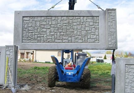 Concrete Wall System From Aftec Aftec Concrete Wall Wall Systems Concrete