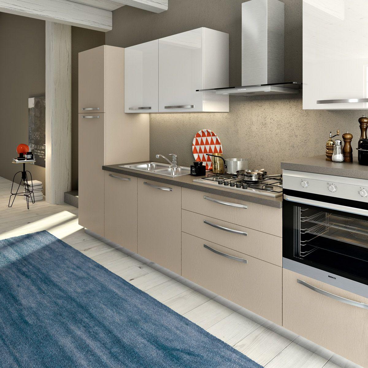 Ecco a voi SMART: una cucina da Vivere! Composizione moderna ...