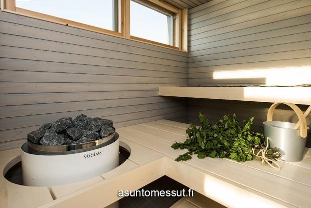 13 Raikas - Sauna @ Loma-asuntomessut Kalajoella