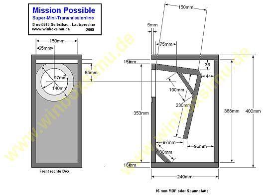 mission possible kompakte mini tml mit koax projekte. Black Bedroom Furniture Sets. Home Design Ideas